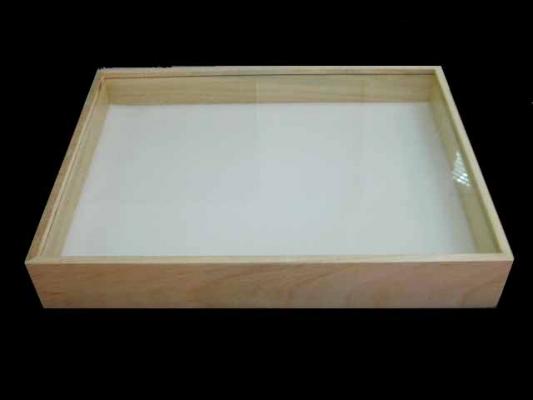 Caja grande sin compartimentos